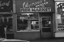 Olympia Oyster and Fish Co.