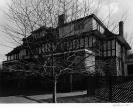 Rear House, West 2nd Avenue and Trimble Street, north-west facade