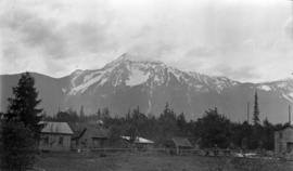 Cheam Peak from Agassiz