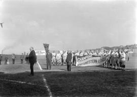 "Baseball [team with banner ""Champions Northwestern League""]"