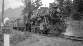 C.N.R. Steam, [Freight] Eng. #2766