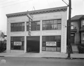 [Photograph of Canada Garage]