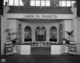 Union Oil Products' display