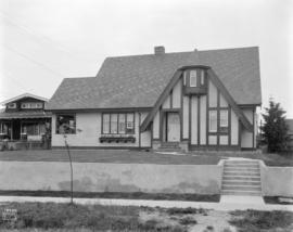 [Photograph of house at 2627 West 37th Ave., Vancouver B.C.]