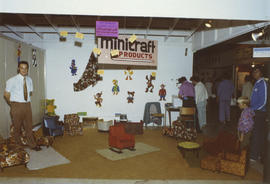 Minicraft Products display of furniture for children
