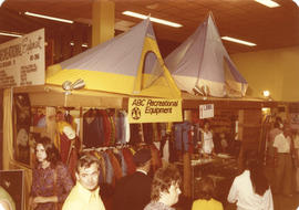 ABC Recreational Equipment display booth