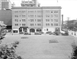 York Hotel [at 790 Howe Street]
