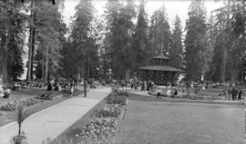 [Bandstand in Stanley Park]