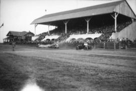 [Automobile race at Hastings Park]