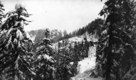 [View of]Premier Mine - Stewart B.C.