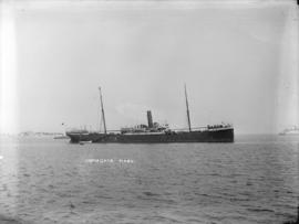 "[""Komagata Maru"" in Vancouver harbour]"