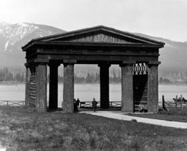 Lumberman's Arch in Stanley Park