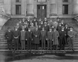 8th Annual Convention, Pacific Coast Port Authorities, Vancouver, B.C. Oct 17th & 18th, 1921 ...